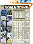 Rocks & Minerals (Quickstudy: Academic)