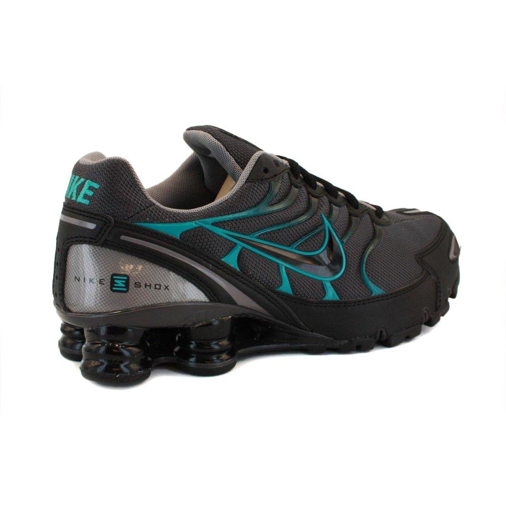 sale retailer 6e0d4 6218c Nike Shox Turbo Vi Sl Night Stadium Black-grey 555341-002 Sz 8.5 ...