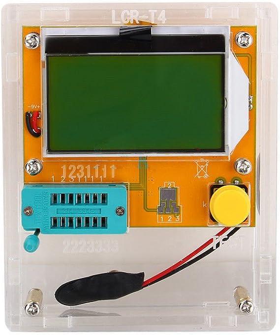 Hrph Neue Lcr T4 Mega328 Transistor Tester Diode Triode Elektronik