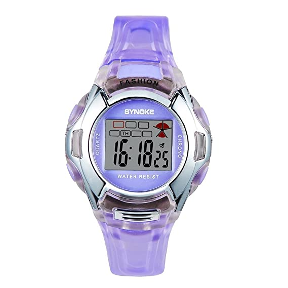 Watches Synoke Sport Student Children Watch Kids Watches Clock Child Led Digital Wristwatch Electronic Wrist Watch Gilr Boy Gift Drop To Suit The PeopleS Convenience