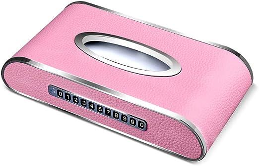 Caja de pañuelos Caja de almacenamiento Caja de servilletas de ...