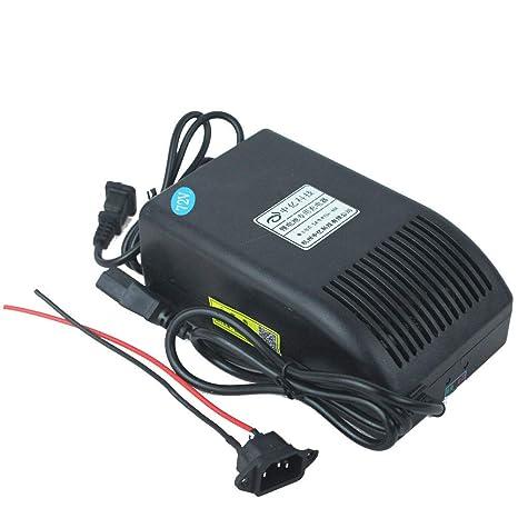 Amazon.com: FidgetKute 72V5A - Cargador para batería de ion ...