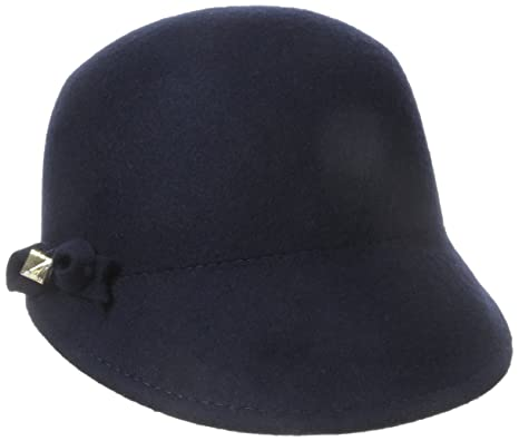 6f0847bfe5e Ted Baker London Women s Bena Bow Felt Cap 100 Percent Wool