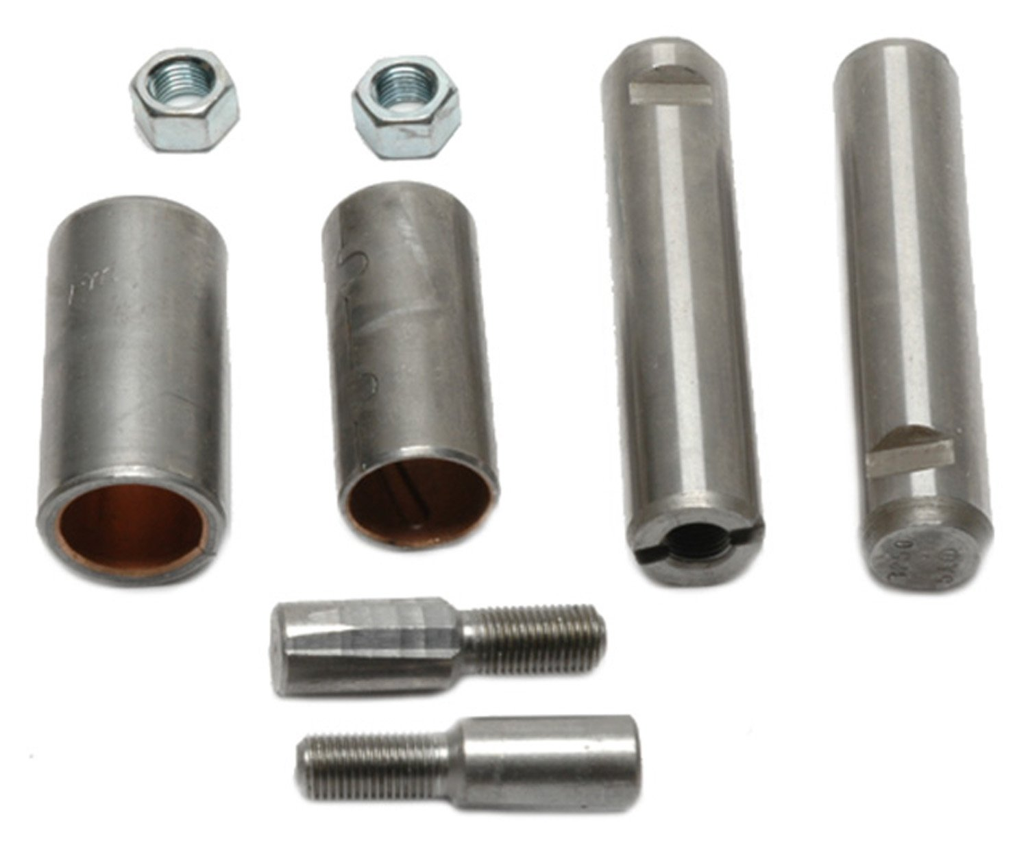 ACDelco 45G17021 Professional Rear Leaf Spring Center Bolt Kit with Bushing