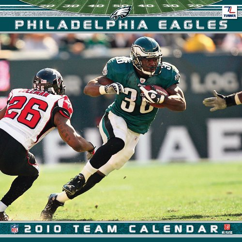 Philadelphia Eagles 2010 Wall Calendar