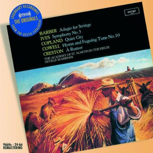 barber-adagio-for-strings-ives-symphony-no-3-copland-quiet-city