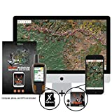 OnXmaps HUNT Premium State Specific GPS Chip, MONTANA
