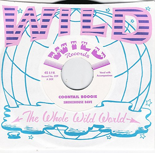 - Coontail Boogie b-w Save Your Dimes 7inch, 45rpm, CS, ltd.