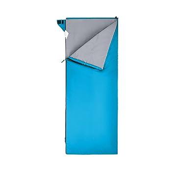 ATEPA Light 1200 Saco de Dormir Ultraligero Funda Estilo rectangulares para 2 - 3 Estaciones para el hogar, Acampada al Aire Libre, Senderismo y Festivales: ...