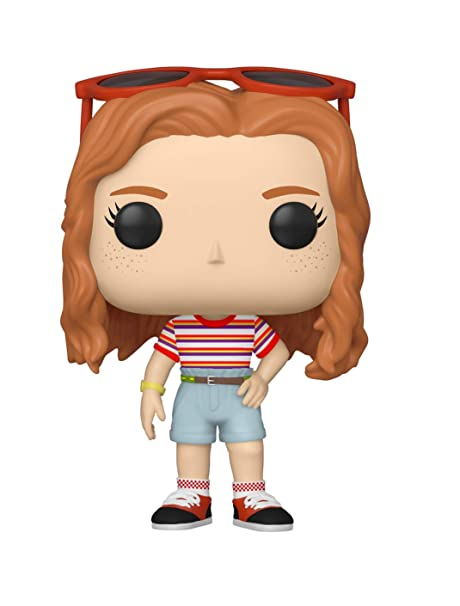 Funko- Pop Vinilo: Stranger Things: MAX Mall Outfit Figura Coleccionable, (38531)