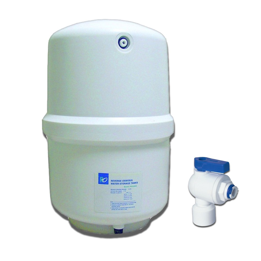 Kemflo 10 L Water Storage Pressure Tank: Amazon.in: Home & Kitchen