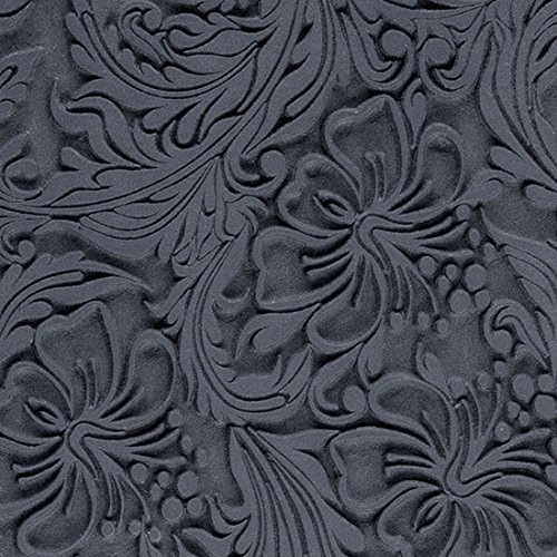 - Cool Tools - Flexible Rollable Texture Tile - Hibiscus