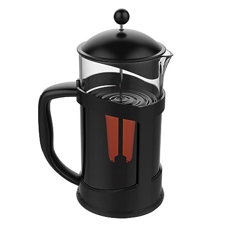 inmount prensa francesa cafetera eléctrica & té eléctrica, Acero ...