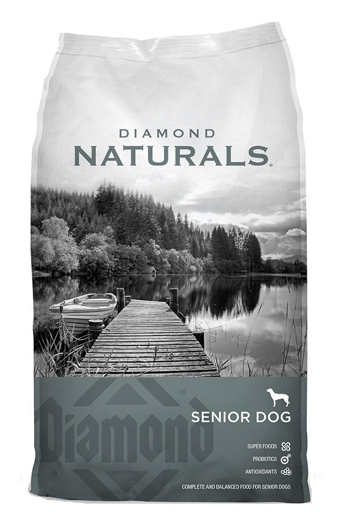 Diamond Naturals Dry Food for Senior Dogs