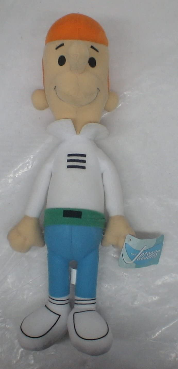 "Jetsons George Jetson Dog Chew 12/"" Plush Toy"