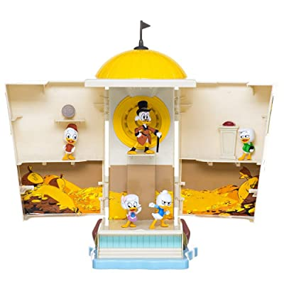 DuckTales Money Bin Playset: Health & Personal Care [5Bkhe0504538]