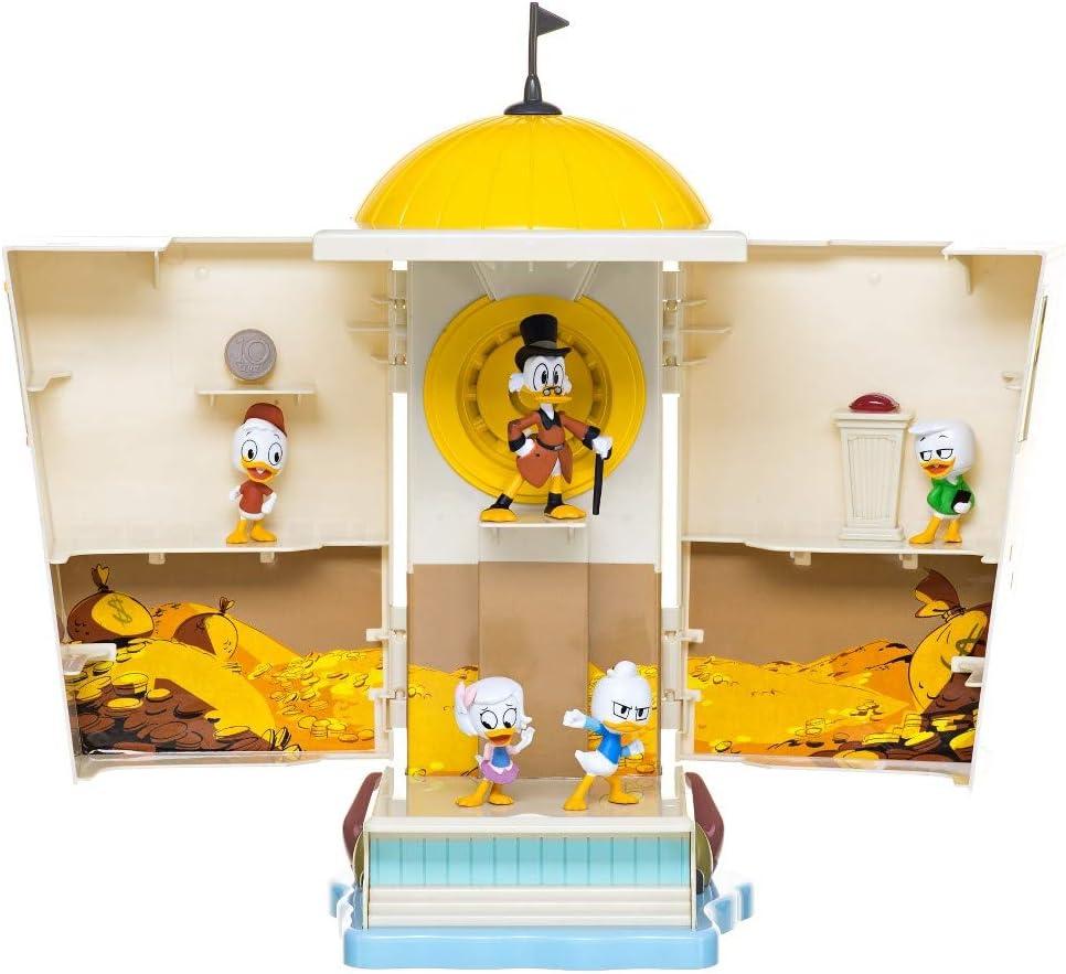 Disney DuckTales LOT of 2 Money Bin /& Collectible Figure Pack Playset BRAND NEW