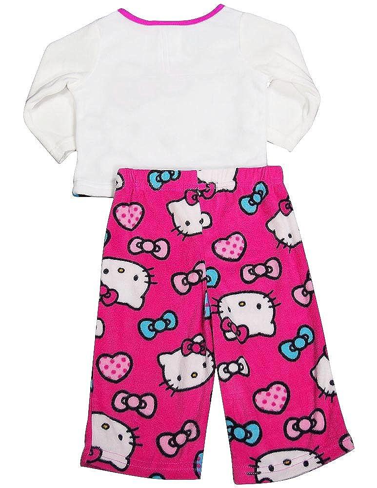 Baby Girls Long Sleeve Hello Kitty Pajamas Hello Kitty
