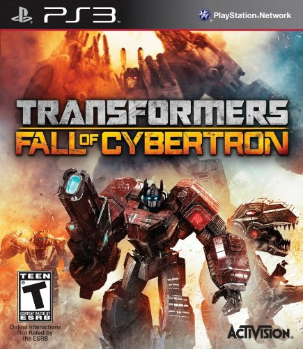 Price comparison product image Transformers: Fall of Cybertron - Playstation 3