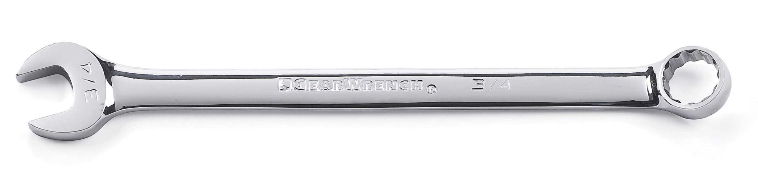 GearWrench 81656 1/2-Inch Long Pattern Combination Wrench