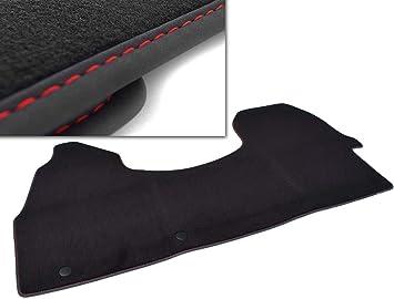 Kh Teile Fußmatte Ziernaht Rot Sprinter 907 Velours Automatte Original Qualität 1 Teilig Fahrerhaus Komplett Auto