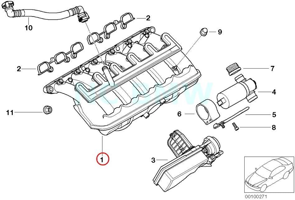 Amazon.com: BMW Genuine Intake Manifold: AutomotiveAmazon.com