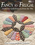 Fancy to Frugal, Kay Connors and Karen Earlywine, 1604680008