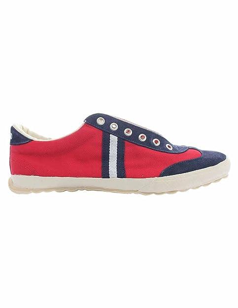 Zapatillas EL GANSO Match Rojo C.R, 44: Amazon.es: Zapatos y complementos