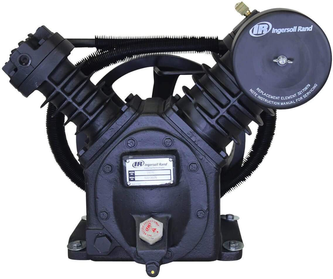 Ingersoll Rand Two-Stage Type 30 Air Compressor Pump - 5-7.5 HP, Model Number 32304370