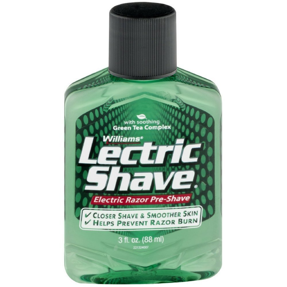 Lectric Shave Pre-Shave Original 90 ml (3-Pack)