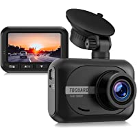 TOGUARD Dash Cam 1080P Full HD Car Camera with Parking Monitor