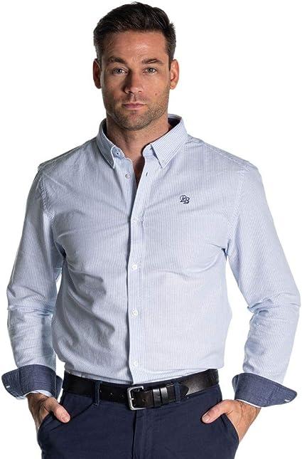 Rupert and Buckley - Camisa Oxford para hombre, diseño de ...