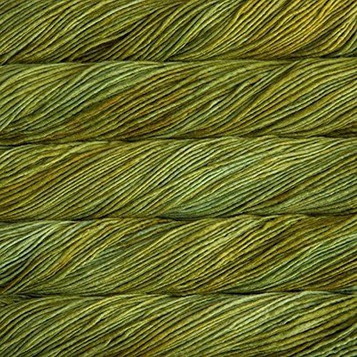 Malabrigo Merino Worsted Semi-Solid Yarn 37 Lettuce - Malabrigo Merino Yarn
