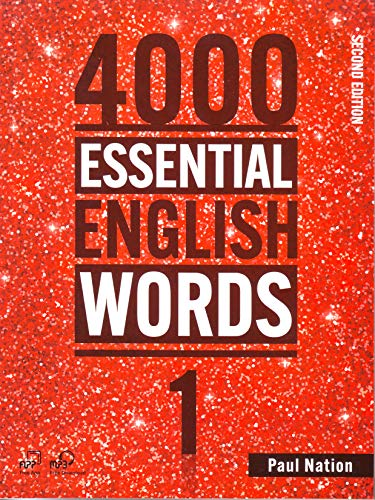 4000 Essential English Words, Book 1, 2nd Edition (4000 English Words Essential)