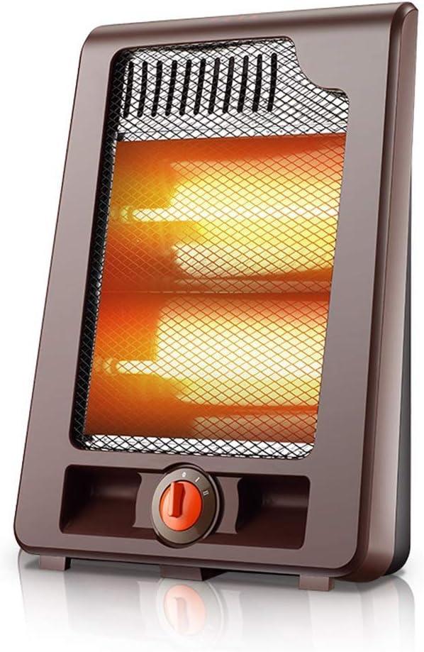 SEESEE.U Calentadores eléctricos Calentador Paraguas al Aire Libre Estufa de calefacción de Gas licuado de Gas Consumidor y Comercial Estufa de asado móvil-1300W