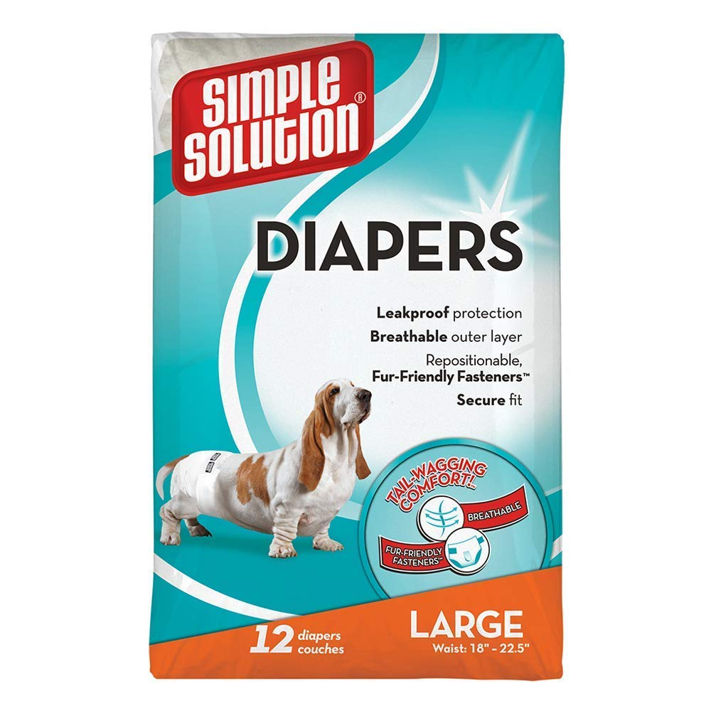 Pupsters Disposable Diaper by Simple Solution