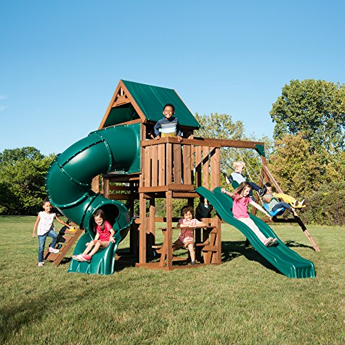 Swing-N-Slide WS 8359 Tellico Terrace, Brown