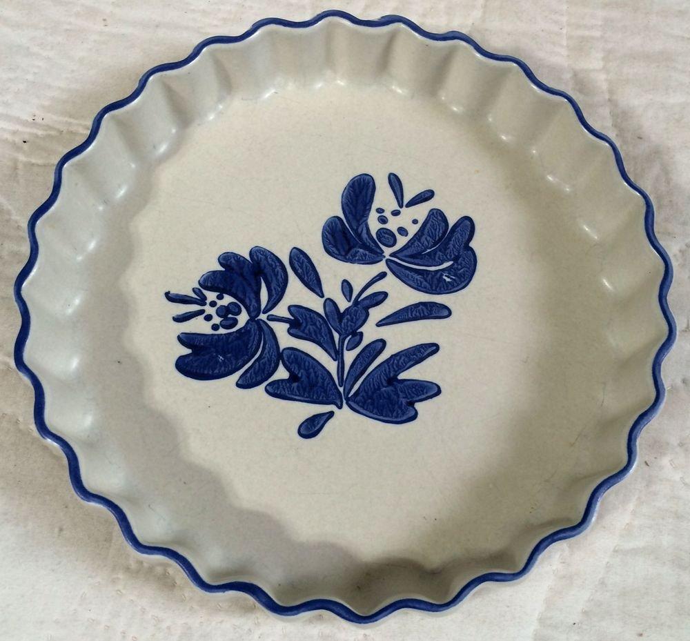 Pfaltzgraff Yorktowne 9 inch Quiche Dish