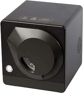 Sandbox Smart R1,Coffee Bean Roaster, Coffee Bean Roasting Machine use APP for Home 220V (Black)