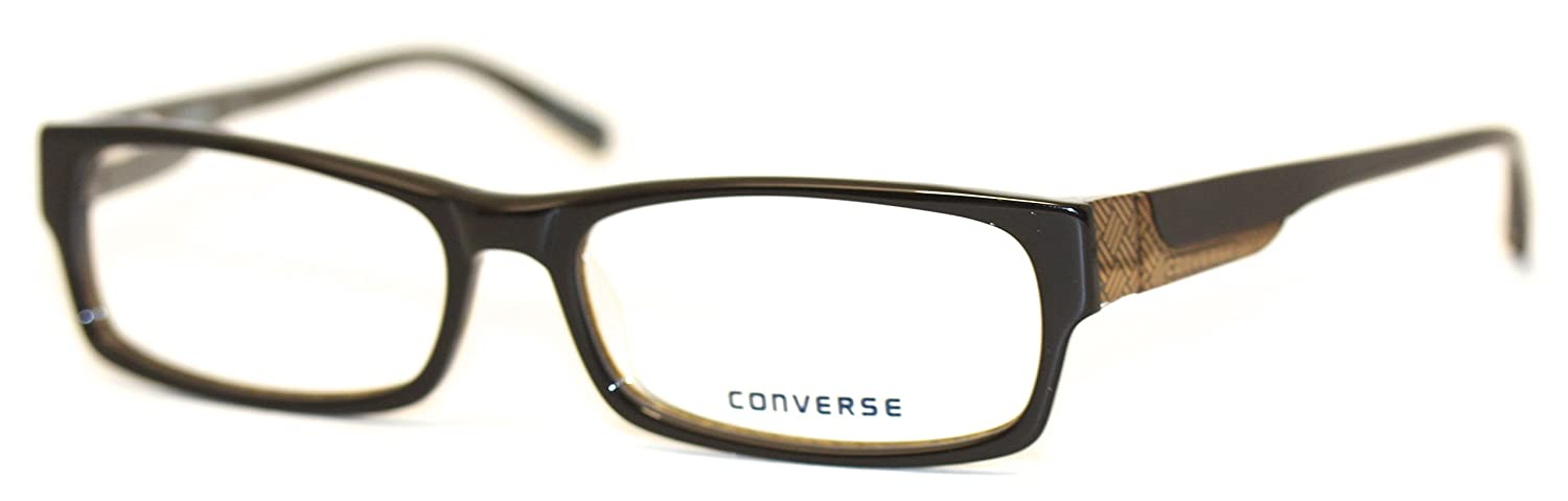 Converse Ophthalmic Plastic Eye Wear Frame Invent Brown