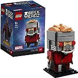 LEGO 乐高  拼插类 玩具  BrickHeadz 方头仔系列 星爵 41606 10+岁