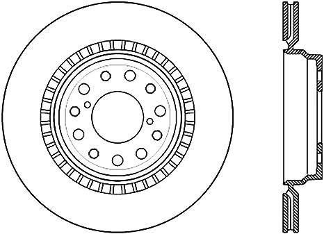 Centric 121.34094 Rear Brake Rotor