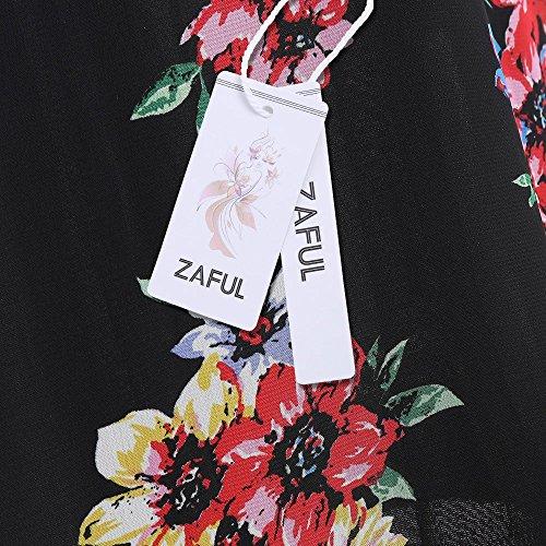Zaful - Robe - Trapèze - Femme