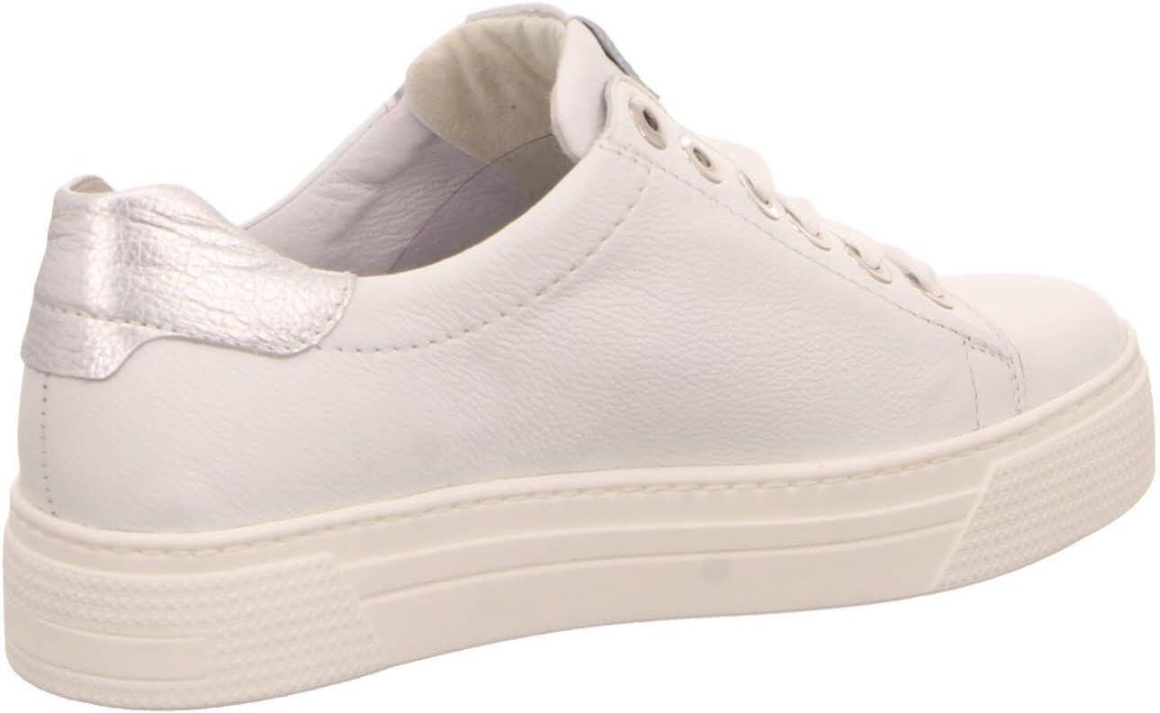 Semler Alexa Damessneakers Wit wit zilver 101