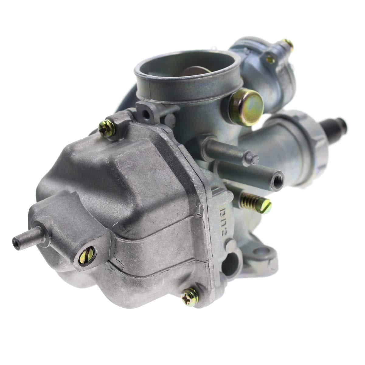 Carbhub TRX250TE Carburetor for Honda TRX250 Recon 1997-2001 TRX250 Recon Carburetor Honda TRX250TE Fourtrax ES 2002-2007 Honda TRX250TM Fourtrax Recon 2002-2007