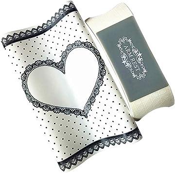 Mantel de mesa de silicona plegable y lavable + almohada de mano ...