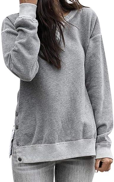 Mujer jerseis Chaqueta Punto Color Camel Marron Cardigan de Cardigans Fiesta Chaquetas Lana señora Jerseys de Punto Cuello Alto Mujer Camiseta jersei Verano con Camisa Chaquetas largas: Amazon.es: Ropa y accesorios