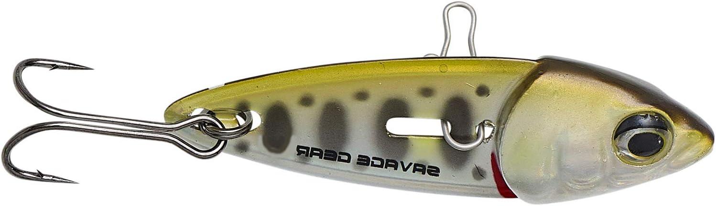 Savage Gear Switch Blade Minnow 3,8 cm 5 cm 6 cm Metallk/öder Kunstk/öder Barsch Forelle