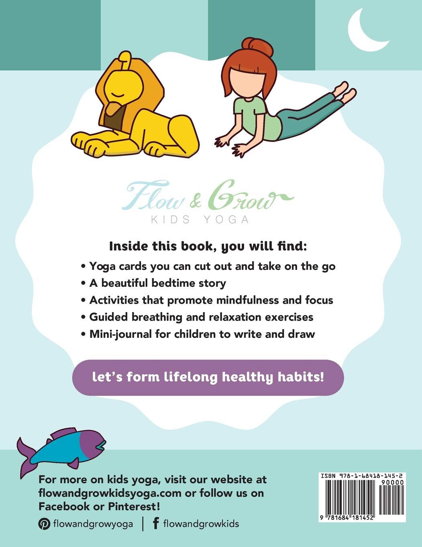 My Yoga Workbook: Mindful Bedtime Habits: Amazon.es: Lara ...