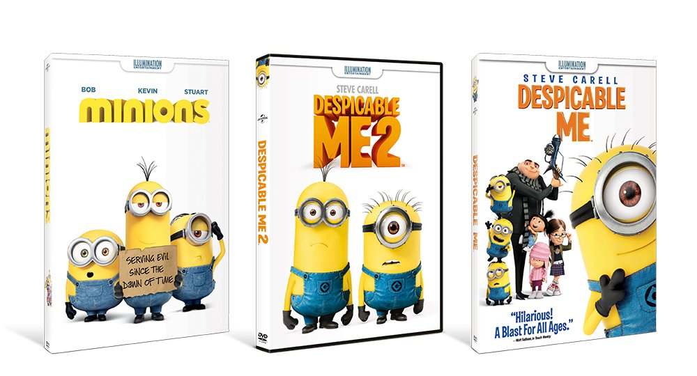 Despicable Me Minion Gifts for Adults, Kids and Just About ...